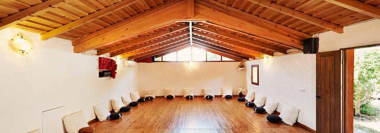 yoga spain meditation
