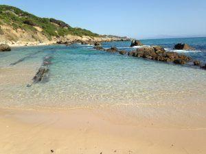 Beach Yoga Spain
